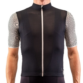 Isadore Climbers Atlas Maillot à manches courtes Homme, black/white